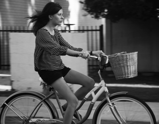 """Bicycles: because love requires trust and balance"" NIKKI GIOVANNI"